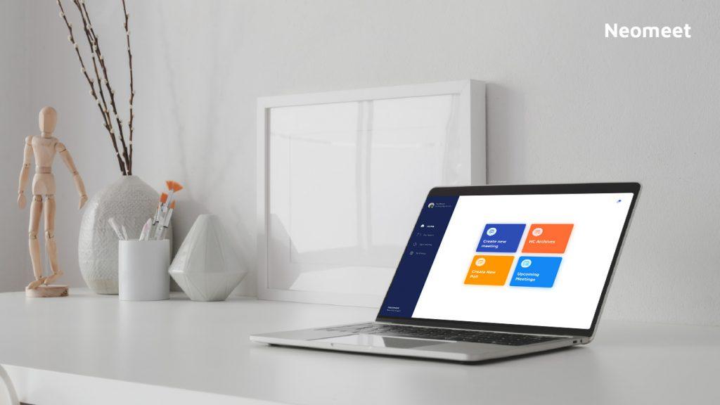 online meeting tool - Neomeet