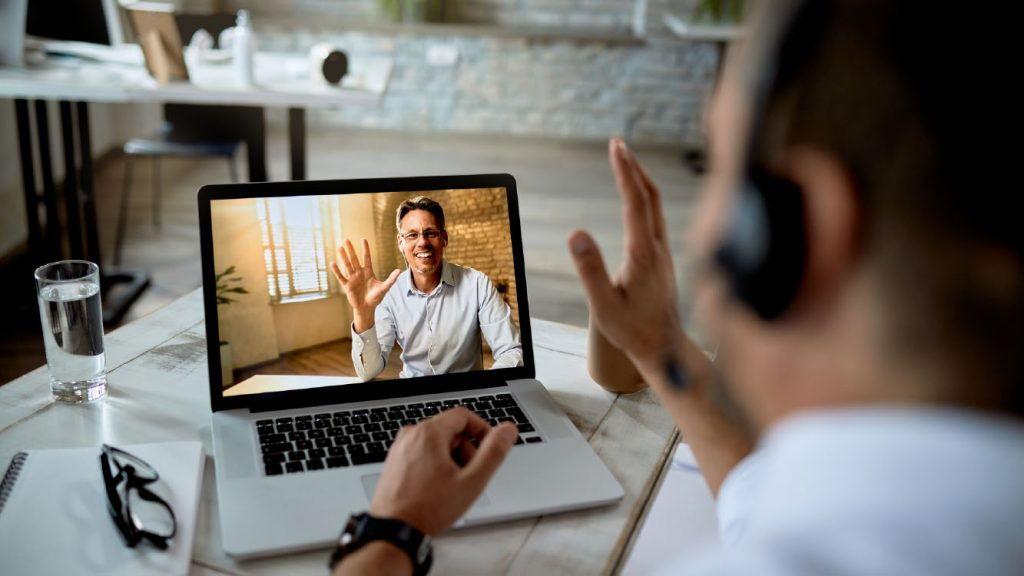 Inviting The Right People - video conferencing platform - Neomeet