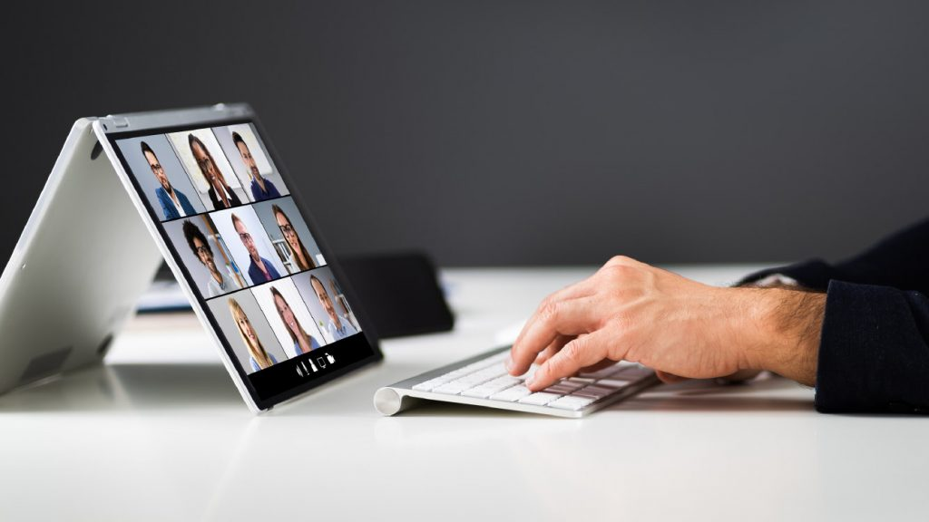 Lead your team to work using a unified communication solution - hybrid work strategy - Neomeet