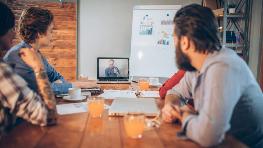 Understanding The Role of A Host - hybrid meeting solutions - Neomeet